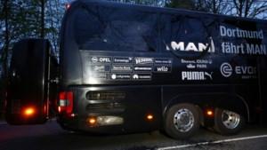 Spelersbus Dortmund werd opgeblazen door man die uit was op geldgewin