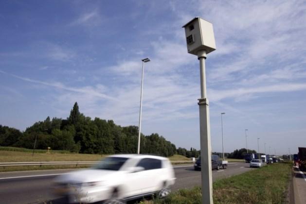Limburg heeft hoogste percentage defecte flitspalen
