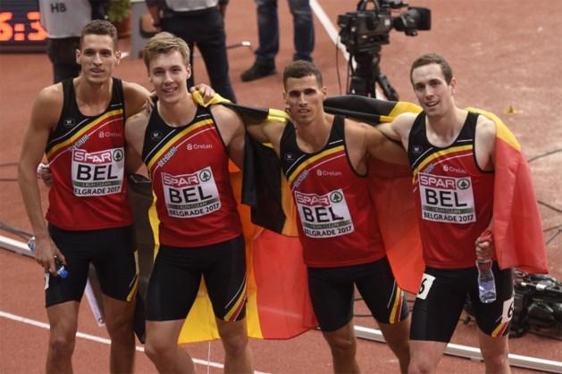 Belgian Tornados kennen opponenten in halve finales World Relays