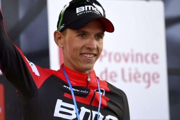 """Dylan Teuns na derde plaats in Waalse Pijl: """"Trots op beschermd statuut in Luik"""""""