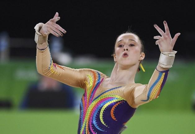 Nina Derwael plaatst zich fraai voor allround- en brugfinale op EK turnen