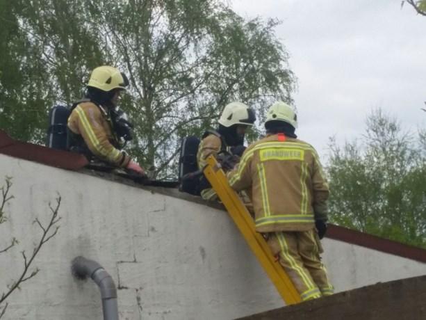 Schouwbrand treft huis in Opglabbeek: geen gewonden