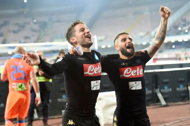 Lorenzo Insigne blijft Napoli trouw
