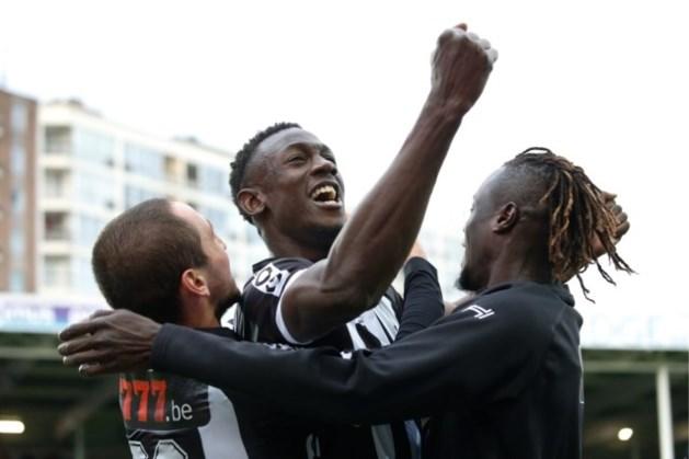 Charleroi klopt Zulte Waregem in slotfase en springt naar vierde plaats