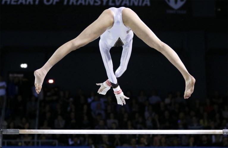 Goud voor Nina Derwael op EK turnen op brug met ongelijke leggers