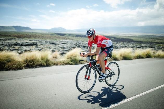Tine Deckers blij met vijfde plaats in Ironman van Texas