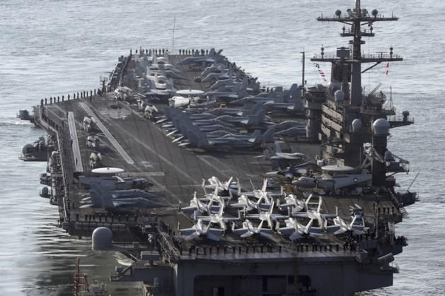 Noord-Korea dreigt met aanval op Amerikaans konvooi