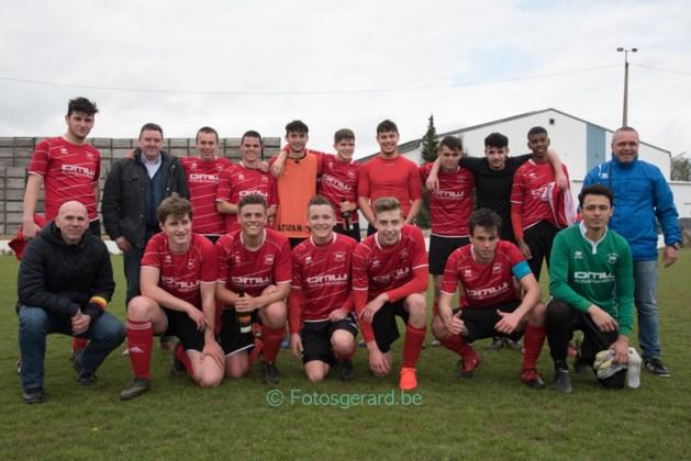 F.C. Helson U21 speelt kampioen