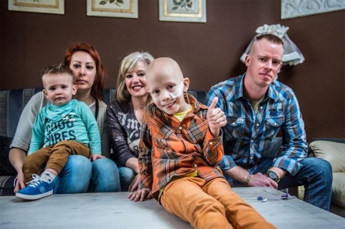 """""""Iedereen helpt om droom kankerpatiëntje Jayden (6) te laten uitkomen"""""""