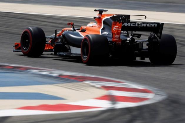 McLaren is verward door probleemloze testdag met Honda-motor