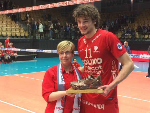 Kamil Rychlicki wint Bronzen Schoen 2016-2017
