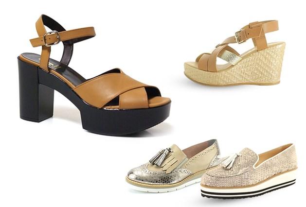Platformschoenen: zo draag je ze altijd elegant