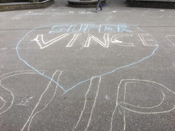 'Super Vince' verliest strijd tegen kanker