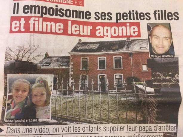 Luikse kindermoordenaar filmde gruwelijke doodsstrijd van zijn dochters