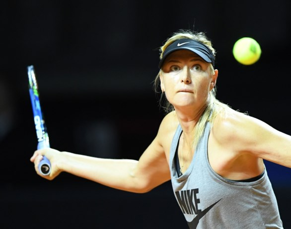 Roland Garros maakt beslissing over wildcard Sharapova bekend via Facebook Live