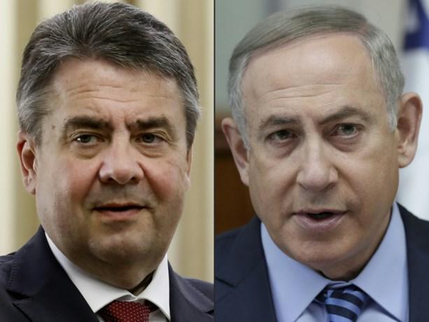 Netanyahu weigert Duitse minister van Buitenlandse Zaken te ontvangen