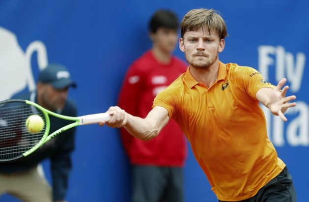 David Goffin treft Rus in achtste finales ATP Barcelona