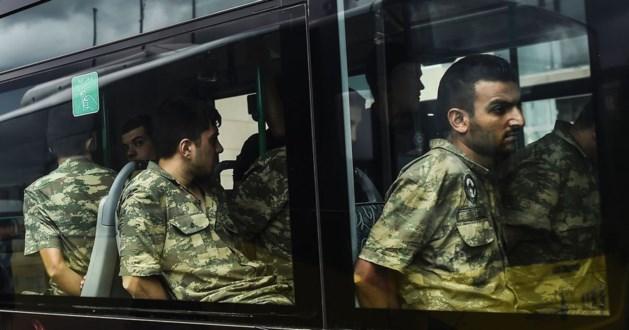 Gigantische razzia in Turkije: meer dan 1.000 Erdogan-tegenstanders opgepakt