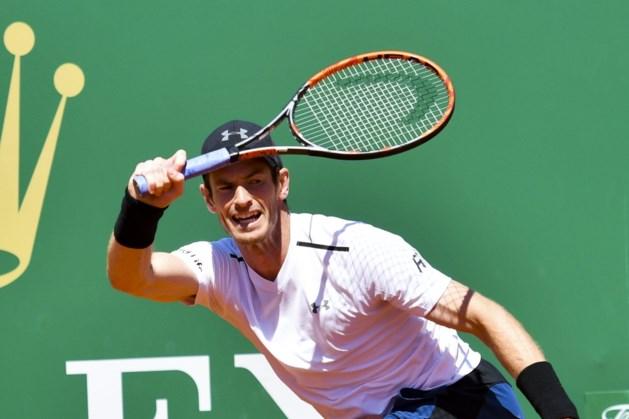 Andy Murray krijgt vrijgeleide naar achtste finales op ATP Barcelona
