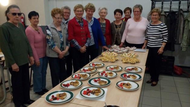 KVLV-leden maken taarten zonder oven