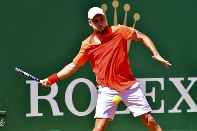 Darcis ligt ook uit dubbelspel op ATP-toernooi van Boedapest