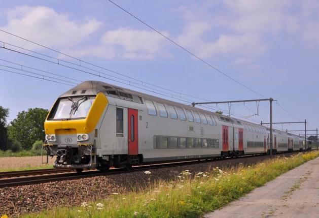 Passagiers uit rokende wagon gehaald in station van Tongeren