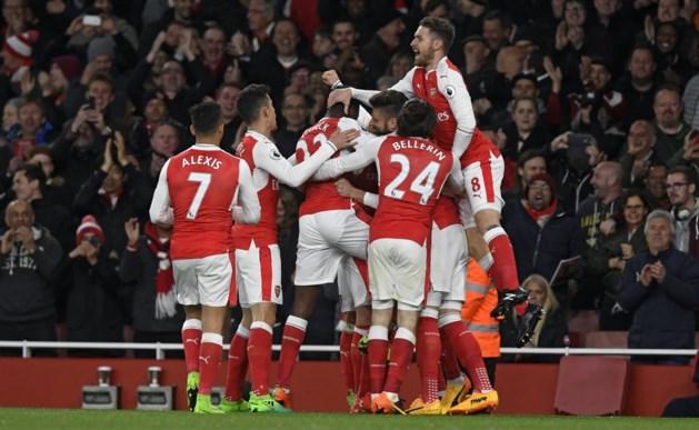 Arsenal en Tottenham boeken belangrijke, maar zuinige zege