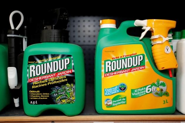 """""""Federale regering moet nu ook verkoop Roundup aan banden leggen"""""""