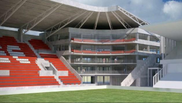Zulte Waregem start eerstdaags met bouw van nieuwe tribune