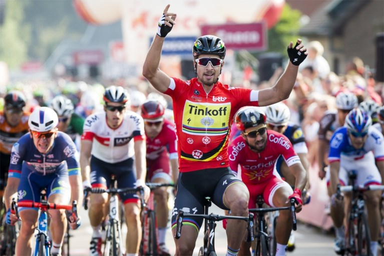 Essen na vier jaar afwezigheid terug in parcours BinckBank Tour