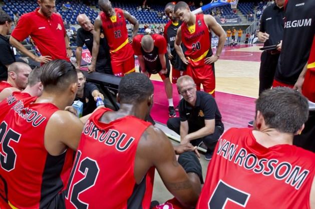 Preselectie Belgian Lions Eurobasket 2017 Turkije