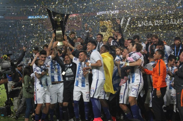 Pachuca wint CONCACAF Champions League