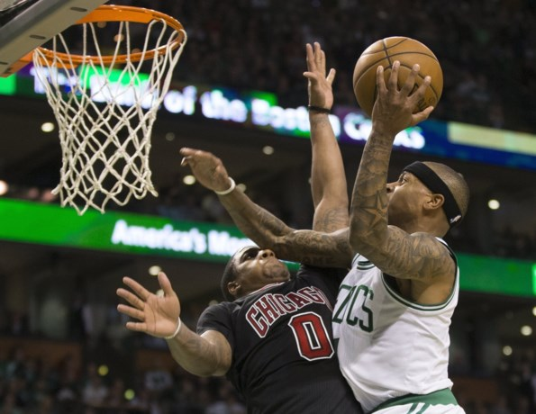 NBA. Washington en Boston op zucht van halve finales Conferences