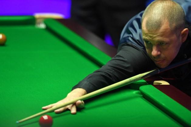 Barry Hawkins is laatste halvefinalist op WK snooker