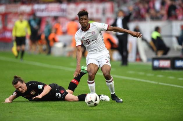 Bayern München neemt Kingsley Coman definitief over van Juventus