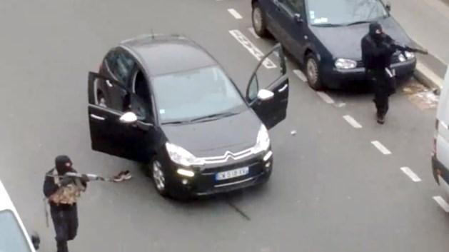 Twee verdachten van aanslag Charlie Hebdo opgepakt in Charleroi