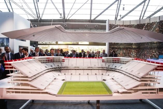 Eindelijk doorbraak voor Eurostadion: buurtweg afgeschaft
