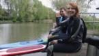 Ook StuBru-presentatrice Linde Merckpoel peddelt mee met Tongers duo