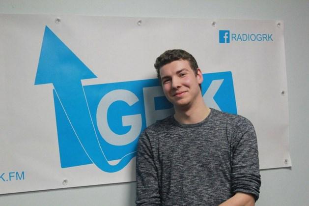 Dj Drew live op GRK Radio