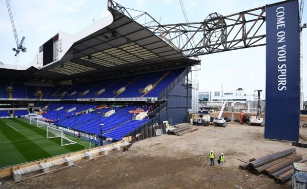 Beloftencoach Tottenham zakt in elkaar op trainingscentrum