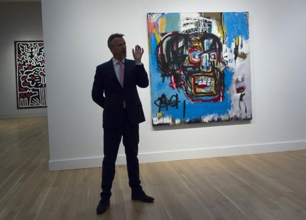Schilderij voor recordbedrag van 99,5 miljoen euro onder de hamer