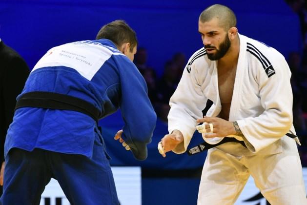 Ook Nikiforov en Harmegnies overleven eerste kamp op EK Judo niet