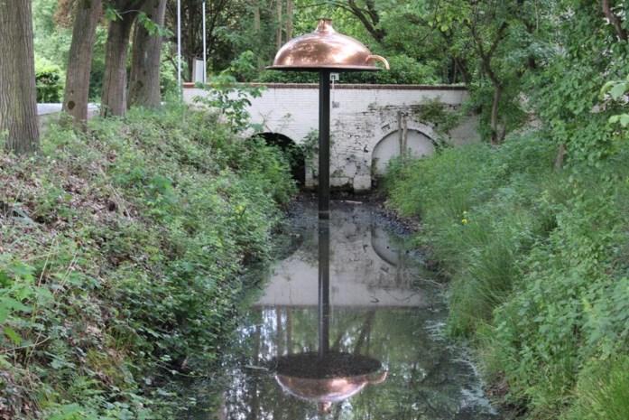 Doolbeek in Helchteren ernstig vervuild door lozing opvangcentrum