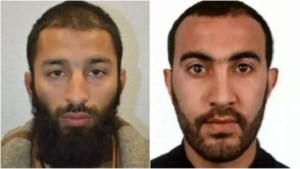 """Namen van twee Londense terroristen bekendgemaakt: """"Ze hadden molotovcocktails bij"""""""