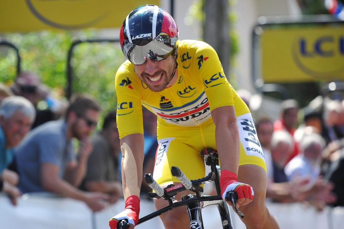 Thomas De Gendt (na Anderhalf Uur Bij Dopingcontrole