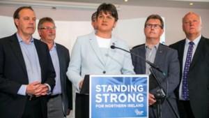 DUP begint gesprekken over regeringsdeelname met Tory's