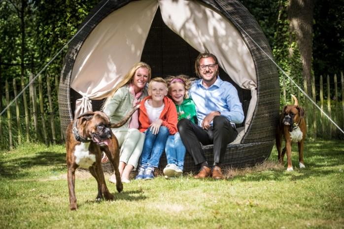 Hasselts gezin trekt de wereld rond om vrijwilligerswerk te doen