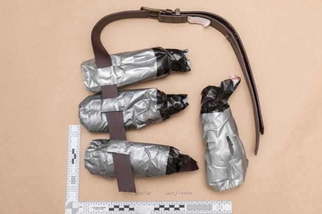 Dit zijn de valse bommengordels die terroristen Londen droegen