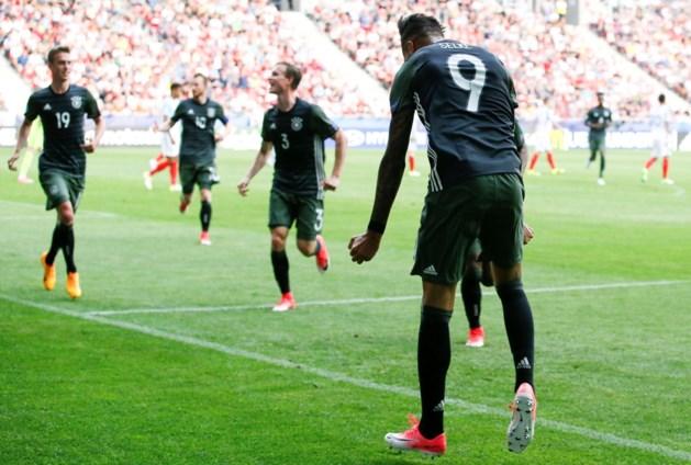 Duitsland plaatst zich als eerste voor finale EK voor beloften na penaltythriller tegen Engeland