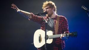 Ed Sheeran komt in juli volgend jaar terug naar België